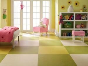 new linoleum floor design